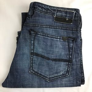 Buffalo David Bitton Mens Size 32x34 Blue Jeans
